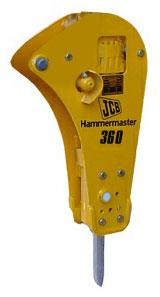 модель гидромолота HM-360